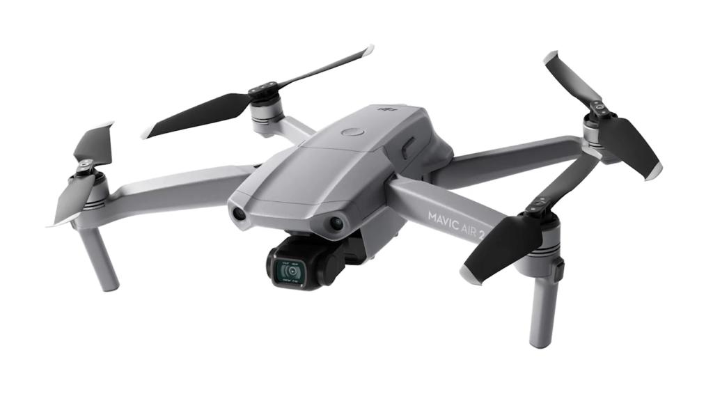 Обзор дрона DJI Mavic Air 2  характеристики и цены