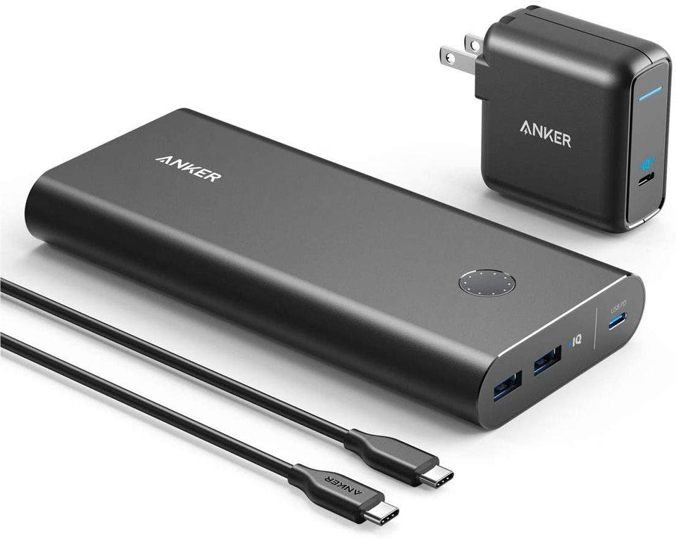 Внешний аккумулятор Anker PowerCore+ 26,800mAh